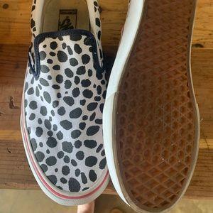 Vans Custom Made Slip-On Shoes